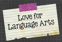 Love for Language Arts / Teaching ideas and resources for reading and writing. / by Got to Teach!