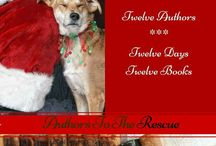 Authors to the Rescue / Authors joining to raise funds to assist our pets in need.  One of the worst animal hording cases in our area has put a strain on Barktown Rescue, non-profit organization. Funded entirely by donations these authors have committed to donate up to 100% of their book sales to Barktown Rescue.