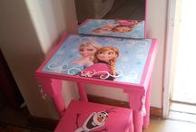 Kids Furmiture / My-First-Dressing -Table