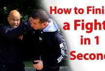 Street fighting tips