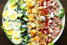 Receitas de salada / Flaivour salas