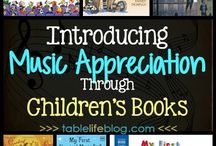 Homeschool:Music Appreciation / Homeschool music and music appreciation ideas and resources.