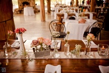 Kali Kate Table Decor / Table decor our brides have used to give you a little inspiration!