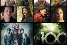 The 100 / by Codi Gary