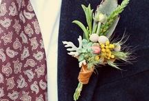 Wedding Boutonnières