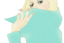 watercolor, illustration