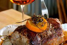 Pork/Lamb recipes / by Rose Sarich