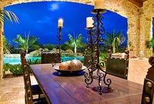 Outdoor Living / Outdoor Living / by Liquid Art Fountains