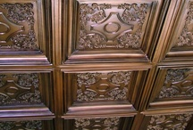 Decor:  Walls and Ceilings / by Mrs. Greene