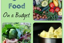 Accessible Meals  / A collection of pins for meals that can be made on a shoestring budget.