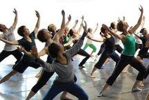 Teaching dance / by Elizabeth Stepien