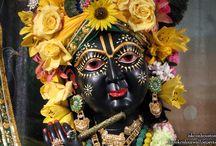 ISKCON Houston - Nilamadhava Close Up / Beatifull Wallpaper of Nilamadhava Close Up of ISKCON Habibpur maid by ISKCON Desiretree