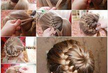 Hair, make-up and all things girly