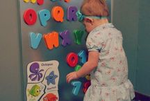toddler's room wall ideas