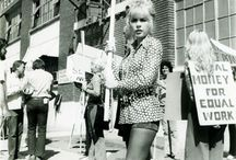 Herstory / The history of feminism, from oppression to the rise of a strong movement.
