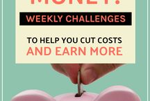 Money saving ideas / How to save money - tips and ideas for frugal living, cutting back, improving personal finance and budgeting