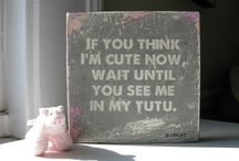 Baby Related / NOT FOR ME. lol. I have a niece and find a lot of cool/cute baby stuff. / by Kat Automatica