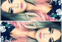 Βαμμένα Μαλλιά