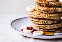 food: pancakes