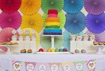 It's Party Time! / by Karin Araujo Arruda