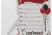 Throw a Bearcats party! / by Cincinnati Bearcats