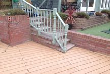 EnviroBuild Client Decking / A showcase of the imagination & designs created by our clients