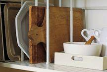 Kitchen / Cabinets