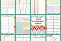 binders & diaries