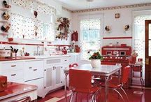 The Vintage Kitchen of my Dreams!