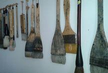 Pintura / Aquarel·la, a l'oli, sobre llenç o en fusta. Art que ens inspira.