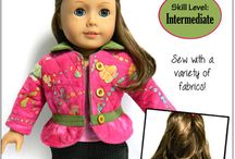 Jelly Bean Soup 18 Inch Doll Clothes
