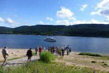 Eine Schifffahrt die ist schön  / Von Mai bis Oktober laden wir unsere Gäste Sonntags um 18:15 Uhr zu einer Seerundfahrt auf dem Schluchsee mit Apéro und Canapées ein. Wir freuen uns auf die kommenden Sonntage auf dem See.