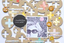Guest Designers / Layouts shared by Guest Designers, on The Cut Shoppe Blog.