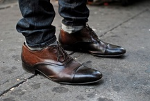 Men's Style: Timeless + Urban / by Bret Blount
