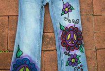 Decorating Jeans