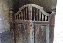 Wood door / Wood door