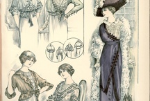 Victoriaanse en Edwardiaanse mode-Victorian and Edwardian fashion