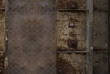 Wallcovering Collection by Mister DOE / An exquisite collection of residential and contract wallcovering...Some of them with Gold Foil 24KL or Swarovski Crystals...Become your wall in a single, precious and characterful wall. More info at meetmisterdoe.com