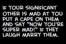 Funny. Haha!