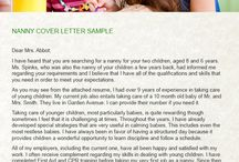 Nanny Cover Letter Sample / The Nanny Cover Letter is a very important document that is included with the resume. When you apply for a nanny job they you must submit this one. It is the document that describes yourself totally the reasons to choose you the family. So visit here http://www.samplecoverletters.net/nanny-cover-letter-sample/ to collect the nanny cover letter.