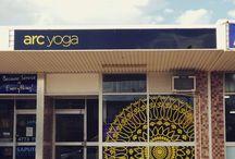 Arc Yoga Studio / The Arc Yoga Studio