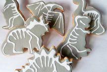 Cookie Inspiration ~ Dinosaurs