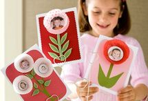 Mother's/Father's Day crafts / by Janelle Bascom