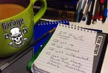 Caffeine! / Coffee, tea and other pick me ups :)