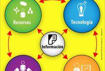 Infografías / La mejor manera de presentar y asimilar una gran cantidad de información, evitando los síntomas de aburrimiento que muchas veces nos provocan los textos extensos y sin mayor atractivo visual.