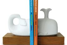 I really have a thing for bookends. / by Amber Hall