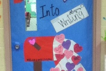 In the Classroom: Valentine's Day / Activities and decor to celebrate Valentine's Day in the classroom or homeschool setting.