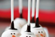 cake pops / by Jocelyn Shott