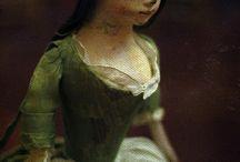 18th century dolls