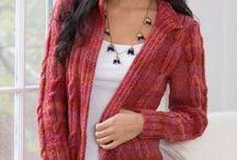 pletené svetry dámské